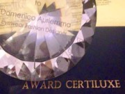 Award Certiluxe